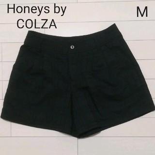 COLZA - 【W64】Honeys by COLZA ショート フレア パンツ*M*