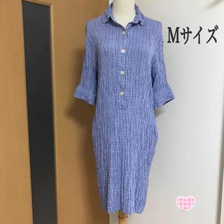 Romantic Mocha  ワンピース(M)(ひざ丈ワンピース)