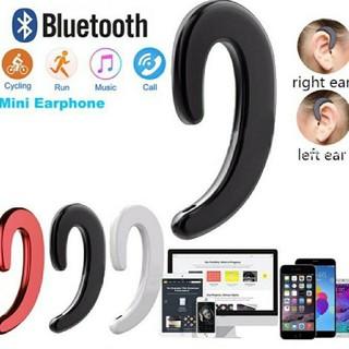 Bluetooth対応 ワイヤレス骨伝導イヤホン(ヘッドフォン/イヤフォン)