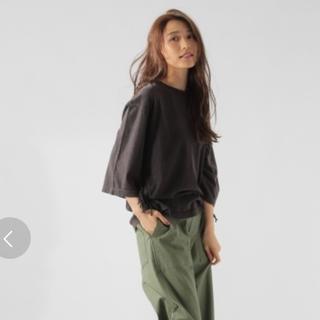 BAYFLOW - ベイフロー フリンジTシャツ