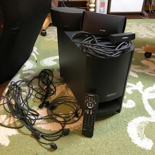 ボーズ(BOSE)のBOSE Media Center PS-321 Ⅱ スピーカ(リモコン代用品)(スピーカー)