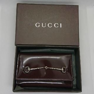 b1347082fcbe グッチ キーケース(レディース)(エナメル)の通販 24点 | Gucciの ...