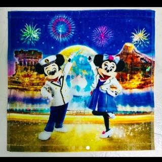 ディズニー(Disney)の非売品ディズニーシー限定 ハンドタオル(ノベルティグッズ)