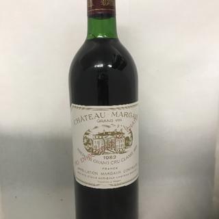 シャトーマルゴー 1982年 P.P98 750ml(ワイン)