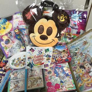 Disney - ディズニー 35周年 スーベニア グッズ セット