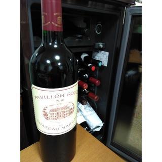 パヴィヨン・ルージュ・デュ・シャトー・マルゴー 2010(ワイン)