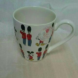 ディズニー(Disney)の新品 キャスキッドソン ディズニー ミッキー マグカップ(グラス/カップ)