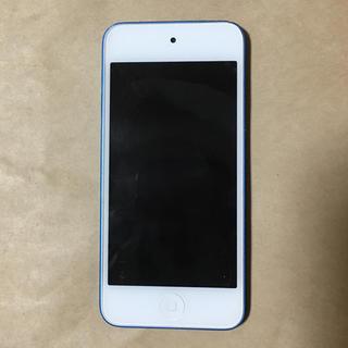 アイポッドタッチ(iPod touch)のiPod touch(16GB ブルー)(スマートフォン本体)