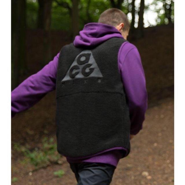 NIKE(ナイキ)のNIKE ACG VEST 希少S メンズのジャケット/アウター(ダウンベスト)の商品写真