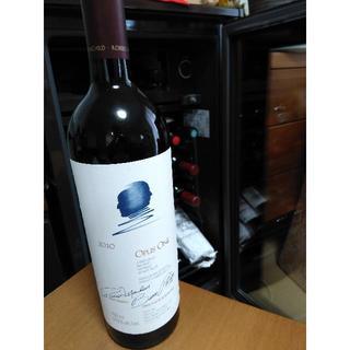 オーパス・ワン 2010 750ml ワインセラー保管(ワイン)