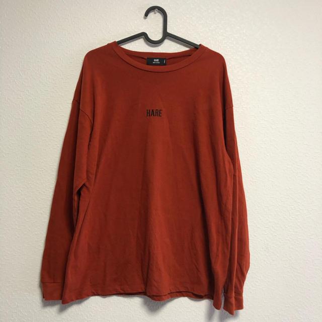 HARE(ハレ)の【大人気】ハレ ロンT メンズのトップス(Tシャツ/カットソー(七分/長袖))の商品写真