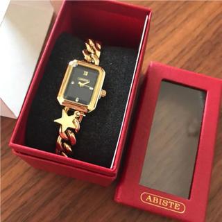 ABISTE - 【新品未使用】アビステ ANA オリジナルブレスウォッチ 腕時計