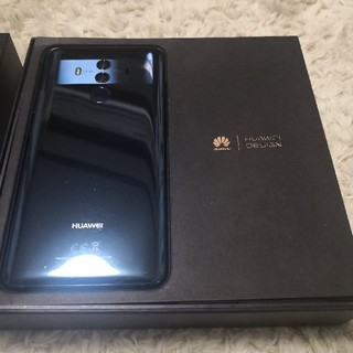 ANDROID - HUAWEI mate10 pro simフリー 128GB