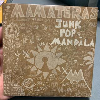 JUNK POP MANDARA/MAMATERAS(宗教音楽)