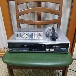 パナソニック(Panasonic)の12年完動美品!パナソニックVHS/HDD/DVDレコーダDMR-XP21V(DVDレコーダー)
