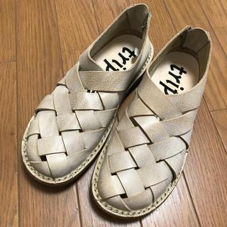 トリッペン(trippen)のトリッペン メッシュシューズ(ローファー/革靴)