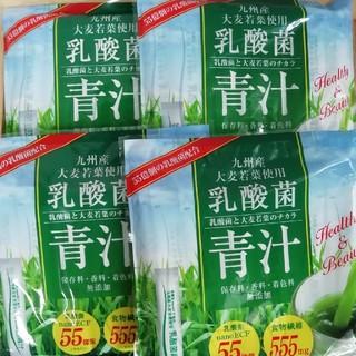 乳酸菌青汁4袋84包(青汁/ケール加工食品 )