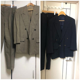80s 90s ヴィンテージ スーツ セット!!!(セットアップ)