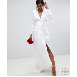 エイソス(asos)のasos ウェディングドレス(ウェディングドレス)