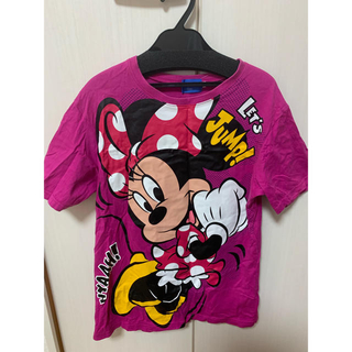 ディズニー(Disney)のディズニー ティシャツ(Tシャツ(半袖/袖なし))