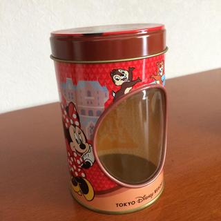 ディズニー(Disney)のディズニー 丸缶(キャラクターグッズ)