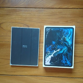 アイパッド(iPad)のipad Pro 11インチ 1TB Wi-Fiシルバー スマートフォリオセット(タブレット)