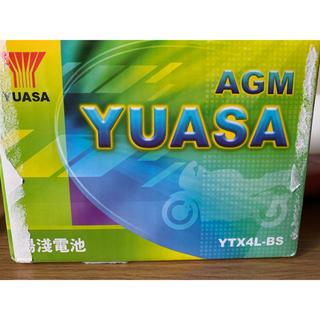 バッテリー YUASA AGM(パーツ)