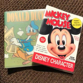 ディズニー(Disney)のミッキー ドナルドアルバム(その他)