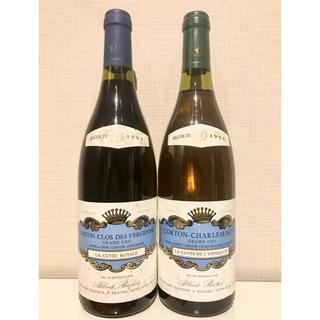 コルトン グランクリュ2本セット(ワイン)
