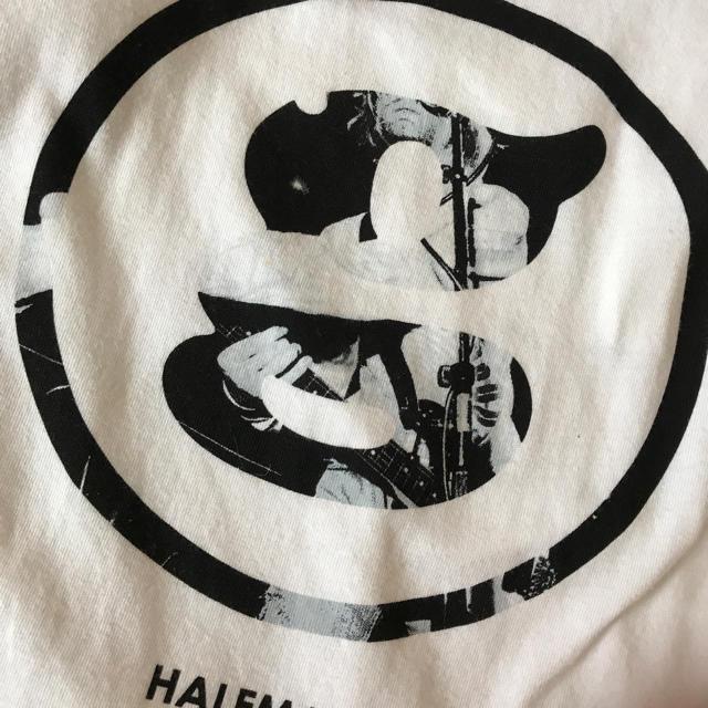 HALFMAN(ハーフマン)のHALFMAN ROMANTICS Tシャツ メンズのトップス(Tシャツ/カットソー(半袖/袖なし))の商品写真