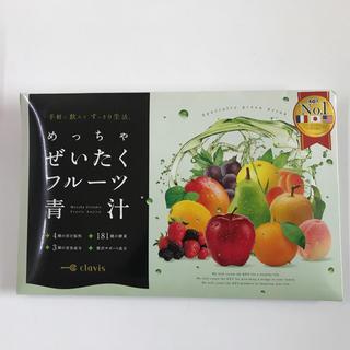 めっちゃぜいたくフルーツ青汁(青汁/ケール加工食品 )