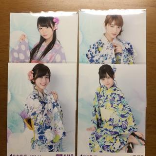 ノギザカフォーティーシックス(乃木坂46)の乃木坂生写真浴衣(アイドルグッズ)