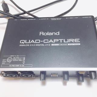 ローランド(Roland)のRoland Quad Capture UA-55 I/F (オーディオインターフェイス)
