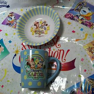 ディズニー(Disney)のディズニー イースター スーベニアカップ プレート(食器)