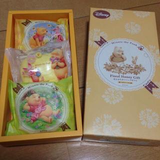 ディズニー(Disney)の未使用 石鹸 Disney Winnie the Pooh(ボディソープ / 石鹸)