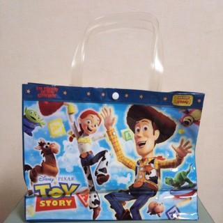 ディズニー(Disney)のトイストーリープールバッグ新品(マリン/スイミング)