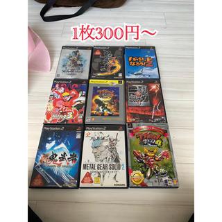 プレイステーション2(PlayStation2)のPlayStation2 ソフト(家庭用ゲームソフト)