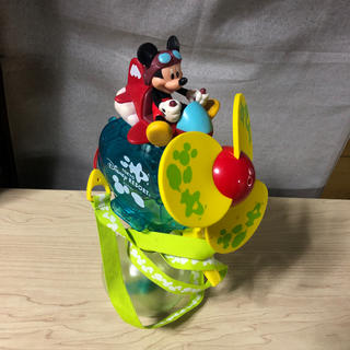 ディズニー(Disney)のミッキー ミストファン扇風機(扇風機)
