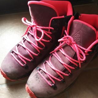 ナイキ(NIKE)のナイキ 登山靴  27cm(登山用品)