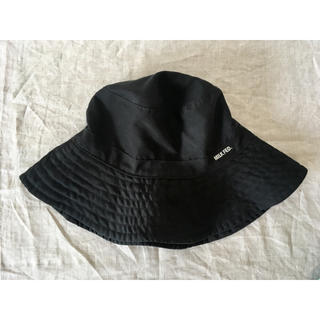 ミルクフェド(MILKFED.)のミルクフェド 帽子 ハット(ハット)