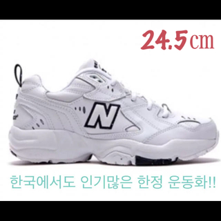 044bc87c4e79c ニューバランス(New Balance)のニューバランス 24.5㎝ newbalance 韓国限定 한국한정 人気!
