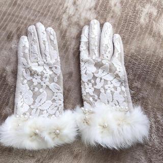 リズリサ(LIZ LISA)のりっちゃん様専用(手袋)