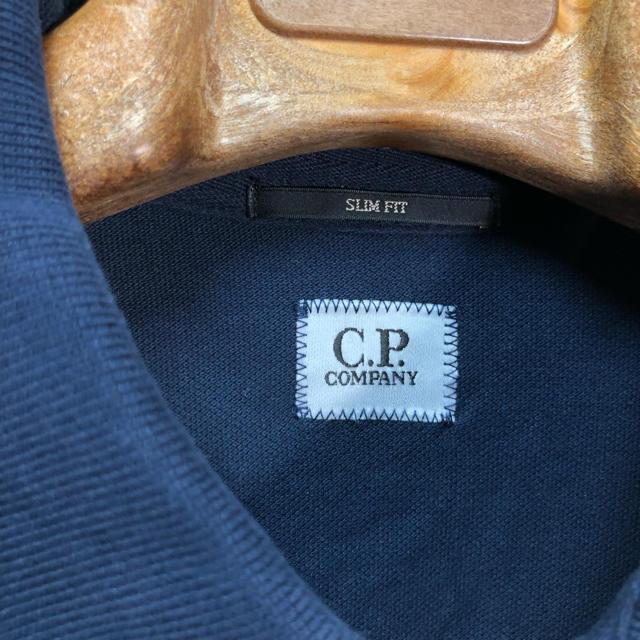 C.P. Company(シーピーカンパニー)のC.P company × steiff コラボ ポロシャツ 正規品 2点セット メンズのトップス(ポロシャツ)の商品写真