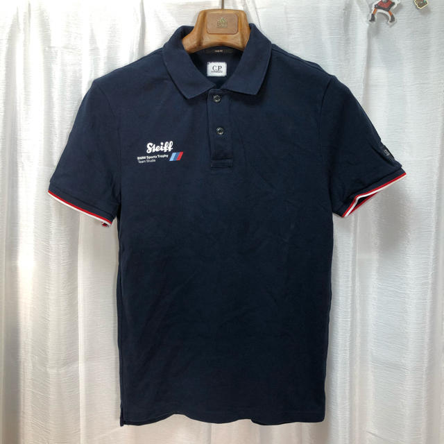 C.P. Company(シーピーカンパニー)のC.P company × steiff コラボ ポロシャツ 正規品 メンズのトップス(ポロシャツ)の商品写真