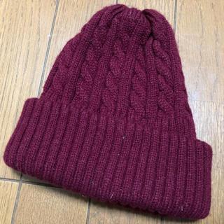 ブラウニー(BROWNY)のニット帽 WEGO 帽子 BROWNY(ニット帽/ビーニー)