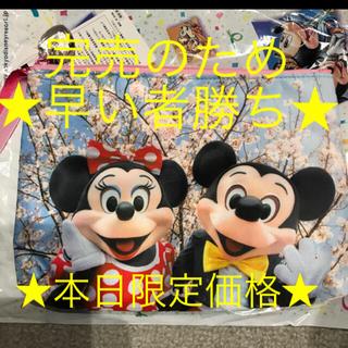 Disney - ディズニー 実写 桜 さくら ポーチ