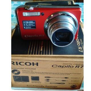 リコー(RICOH)のリコーのデジカメ 中古(コンパクトデジタルカメラ)