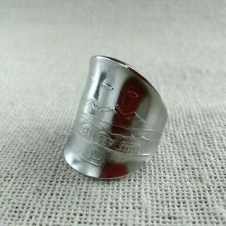 ロレックス(ROLEX)のスプーンリング ROLEX(リング(指輪))