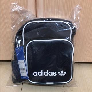 アディダス(adidas)のアディダスオリジナルス ミニショルダーバッグ⭐️ネイビー お値下げ不可(ショルダーバッグ)
