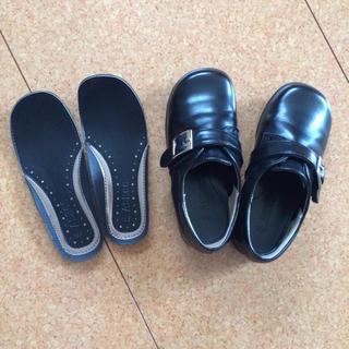 アスビー(ASBee)のフォーマル 靴 16.5〜17.0cm 男女兼用(フォーマルシューズ)